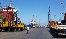 تامر: مرفا طرابلس استقبل في اخر 4 ايام حاويات تقارب ما كان يستقبله عادة في 4 أشهر