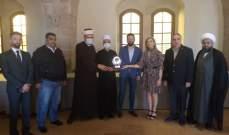 مؤسسة المجبر الإجتماعية كرمت الشيخ نظام بو خزام