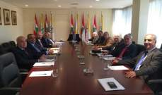 المجلس العام الماروني:لإعادة أموال الدولة المسلوبة والإبتعاد عن المسّ بحقوق المواطنين