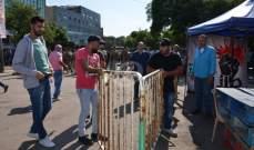 النشرة: هدوء في صيدا بعد ليلة من قطع الشوارع رفضا لحكومة دياب