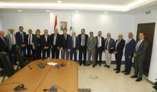 جبق: لأهمية التعاون بين لبنان والدول العربية في قطاع الإستشفاء