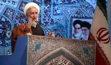 مسؤول ايراني: الاوروبيون لم ينفذوا تعهداتهم بالاتفاق النووي ولايمكن الوثوق بهم