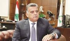 MTV:اللواء ابراهيم سيتوجه لبعبدا لإطلاع الرئيس على مستجدات ملف التجنيس