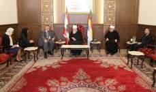 الشيخ حسن التقى كوبيش: لدور أممي فعّال حيال الصراعات الدائرة بالمنطقة