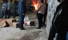 النشرة: قتيلان وجريح نتيجة تجدد الاشتباكاتفي مخيم الرشيدية