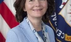 جينا هاسبل أدت اليمين الدستوري كمديرة لوكالة الاستخبارات المركزية الأميركية