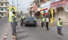 """حزب الله يواصل حملة من """"بيت ل بيت"""" في مدينة صيدا"""