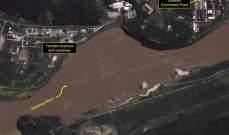مركز أبحاث أميركي: السيول تهدد موقع مفاعل نووي بكوريا الشمالية