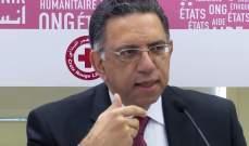 قطار: موزانة 2019 ليست لإدارة الأزمة ومرض اللبنانيين الاقتصادي هو الاستهلاك عبر الاستدانة