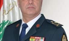 قائد الجيش استقبل الملحق العسكري الفرنسي في لبنان على رأس وفد
