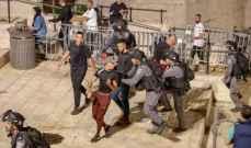 الجيش الإسرائيلي يغلق باب العامود وعدة أحياء في القدس الأحد المقبل