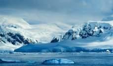 اكتشاف غبار كوني نادر في قارة أنتاركتيكا
