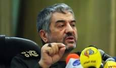 محمد جعفري: ادعاءات أميركا حول إرسال صواريخ ايرانية لليمن غير صحيحة