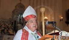 المطران بو جودة: تاريخ الكنيسة منذ نشأتها كان تاريخ شهادة وإستشهاد