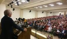 زعيتر: روسيا ليست صديقة فحسب بل هي دولة شقيقة