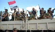 طائرة مجهولة تقصف موقعا للحشد الشعبي العراقي غربي الأنبار