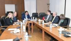 كنعان: ندعم خطة متكاملة تستعيد الثقة بلبنان وماليته وقطاعه المصرفي