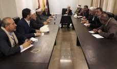 لجنة دعم المقاومة: زيارة بومبيو للبنان تأتي في سياق مؤامرة صفقة القرن