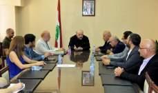 الرياشي: وزارة الاعلام ستطلق برنامجا لتصحيح نظرة اللبنانيين الى الادارة العامة