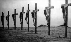 بدء القداس بذكرى الابادة الارمنية في كنيسة القديس سركيس بدمشق