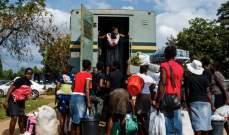 رئيس زيمبابوي يفرض حظر التجوال في البلاد بسبب كورونا