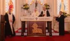بو جوده بقداس خميس الاسرار: فلنجعل من هذه الأعياد المباركة مناسبة لنا للتقرب من الله