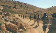 حزب الله يسيطر على مرتفع اللزابة وشعبات شرف وحقاب التبة بجرود عرسال