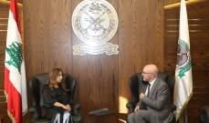 عكر: الكثير من الدول الأوروبيَّة إتَصلت بالجانب اللبناني لتقديم المساعدات