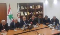 كميل أبو سليمان: هناك 70 شركة تقدمت بطلب صرف جماعي للموظفين