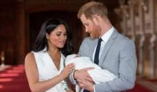 الأمير هاري وزوجته يرفعان دعوى بعد تصوير ابنهما سرا من طائرة مسيرة!