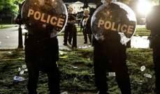 استدعاء الحرس الوطني الأميركي للسيطرة على احتجاجات بمحيط البيت الأبيض
