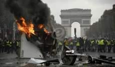التايمز: من حسنات ما يجري في فرنسا هو أننا لن نضطر لمتابعة محاضرات ماكرون