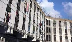 المشنوق بحث مع جريصاتي مسألة اكتظاظ السجون والتعاون بين الوزارتين