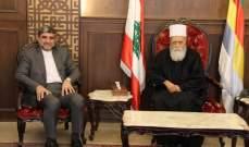 الشيخ حسن: للتمسك بلغة الانفتاح والحوار على مستوى العلاقات الإسلامية- الإسلامية