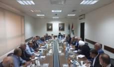 وفد فلسطيني زار المكتب السياسي لحركة أمل: لوقف الإجراءات التي تطال العمال الفلسطينيين