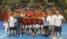 لبنان يفوز على كازاخستان بنتيجة 97-37 في أولى مباريات في بطولة آسيا لكرة السلة تحت الـ18