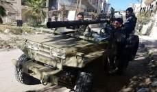 النشرة:26 فصيلا عسكرياً اندمجوا تحت قيادة مشتركة في ريف حلب الشمالي
