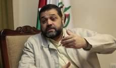 حركة حماس: المقاومة بدأت بوضع الكيان الصهيوني على طريق النهاية