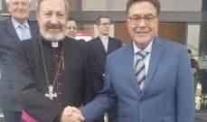 تويني: الكنيسة الكاثوليكية كما الاورثوذكسية لديها تراكمية من عمل الخير