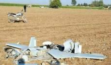 وكالة الانباء الايرانية: تحطم طائرة مسيرة مجهولة المصدر شمال إيران