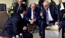 OTV: اجتماع بين علي خليل والحريري اليوم للتشاور حول الاسم الذي يدعمه الاخير لرئاسة الحكومة