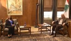 بري عرض الاوضاع العامة مع عكر وعزى الكويت بالشيخ ناصر الصباح وأبرق الى أمير قطر