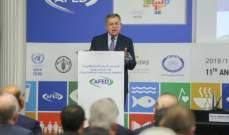 السنيورة: لا يمكن تحقيق أهداف التنمية المستدامة من دون اعتماد إصلاحات جذرية
