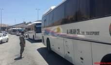 رئيس رابطة العمال السوريين: قوافل العائدين السورين انطلقت اليوم من كل لبنان
