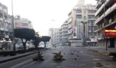 مجهولون أطلقوا النار في محيط مرفأ طرابلس