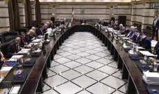 NBN: تمّ تأجيل البت بكل البنود المتعلقة بالشارعخلال جلسة الحكومة