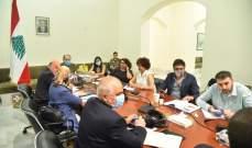اجتماع لجنة متابعة كورونا: انتشار الفيروس سريع إذا لم يتم التشدد بالاجراءات الوقائية