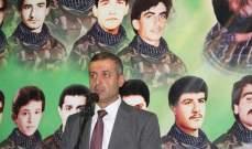 هاني قبيسي: الاستحقاق النيابي استفتاء علينا ان ننجزه بنصر