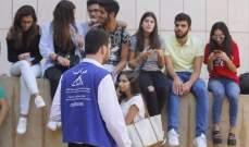 """فوز لائحة """"سوا"""" بالانتخابات الطالبية في الجامعة اللبنانية الأميركية"""