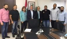 عطاالله: أصحاب المولدات في الكورة يؤكدون الالتزام بتركيب العدادات